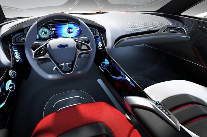Оригинальный концепт-кар Ford Evos 12 (700x466, 85Kb)