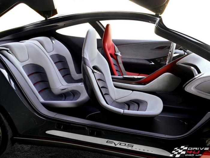 Оригинальный концепт-кар Ford Evos 14 (700x525, 86Kb)