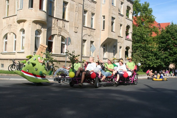Tag der Sachsen 2012 in Freiberg - Часть2 95898