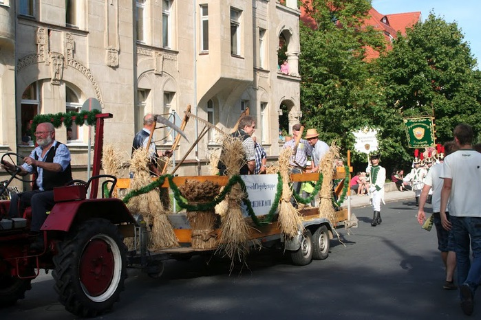 Tag der Sachsen 2012 in Freiberg - Часть2 81140