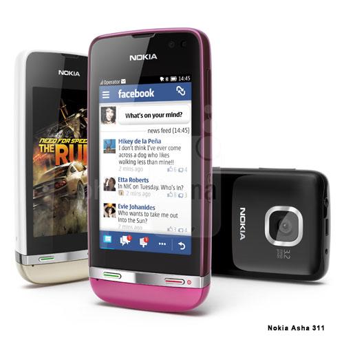 Nokia 311 инструкция - фото 3