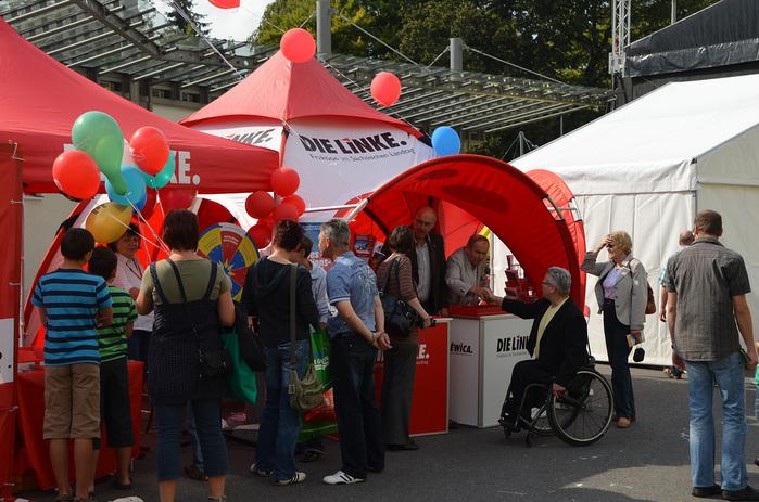 Tag der Sachsen 2012 in Freiberg - Часть 1 12251