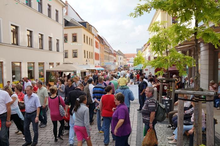 Tag der Sachsen 2012 in Freiberg - Часть 1 15460