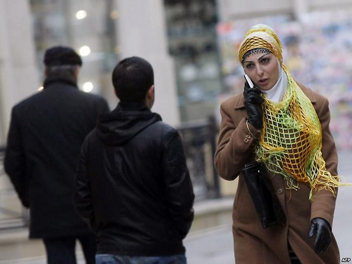 Часное фото мусульманских женщин 4 фотография