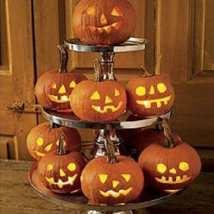 Тыквы к хеллоуину идеи с шаблонами