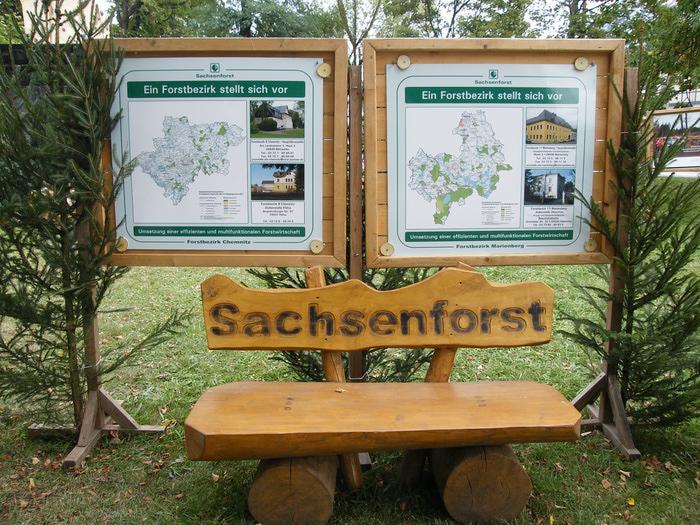 Tag der Sachsen 2012 in Freiberg - Часть 1 33871