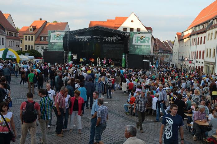 Tag der Sachsen 2012 in Freiberg - Часть 1 61995