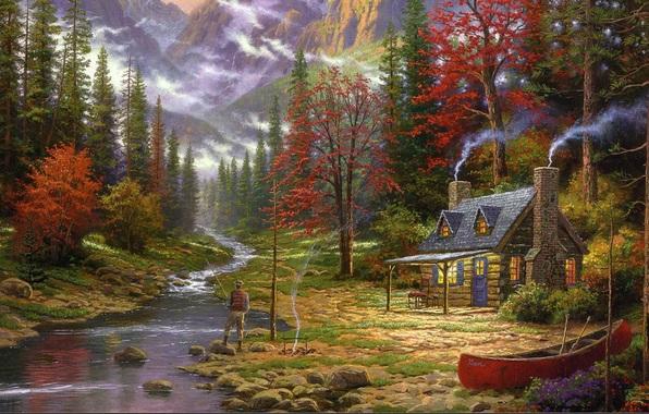 4963546_The_Good_Life_Thomas_Kinkade (596x380, 129Kb)