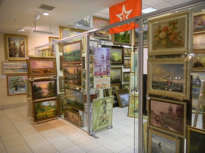 Петербуржский городской пейзаж 1 (700x525, 167Kb)