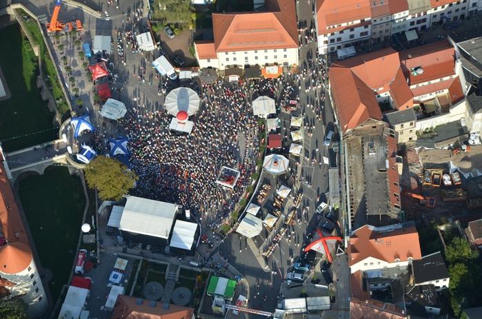 Tag der Sachsen 2012 in Freiberg - Часть 1 65144