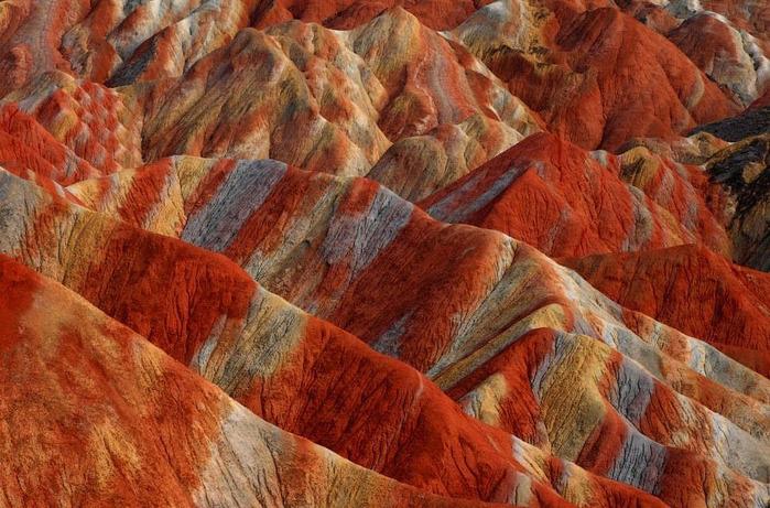 местность Данься китай фото (700x461, 174Kb)