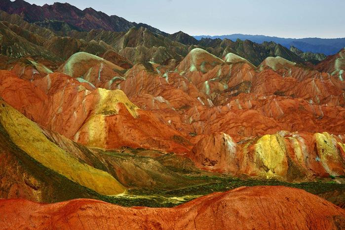 местность Данься китай фото 4 (700x466, 192Kb)