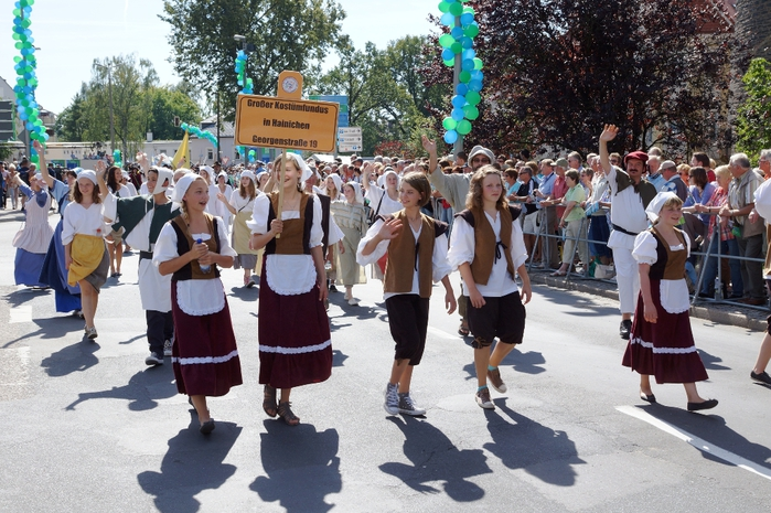 Tag der Sachsen 2012 in Freiberg - Часть 1 59997