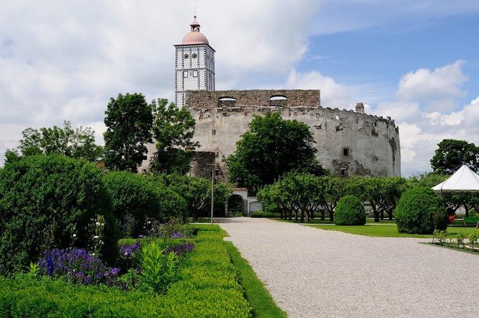 Замок Шаллабург (Schallaburg Castle) - прекрасный замок эпохи Возрождения. 78470