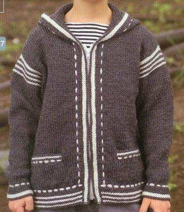 Куртка с капюшоном вязаная спицами для мальчика/4683827_20120901_100856 (376x432, 197Kb)