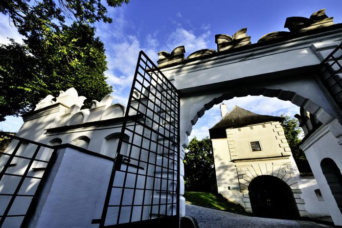 Замок Шаллабург (Schallaburg Castle) - прекрасный замок эпохи Возрождения. 48002