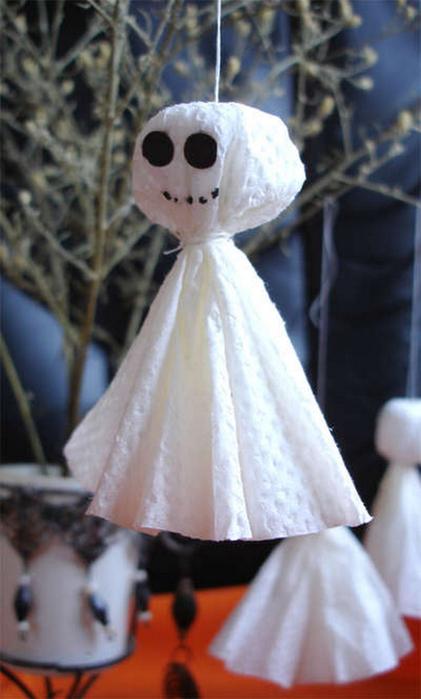 Что можно сделать на хэллоуин в домашних условиях