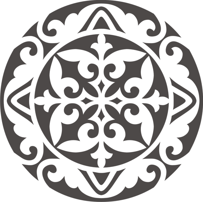 казахский орнамент, орнаменты
