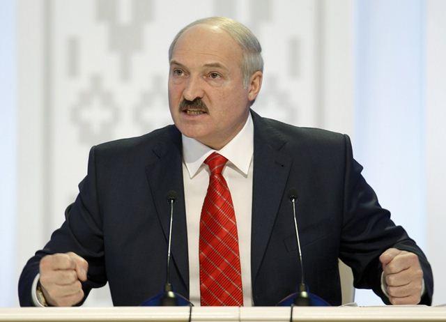 Перлы от Александра Лукашенко