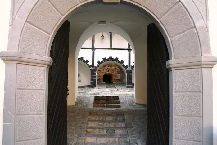 Замок Шаллабург (Schallaburg Castle) - прекрасный замок эпохи Возрождения. 52938