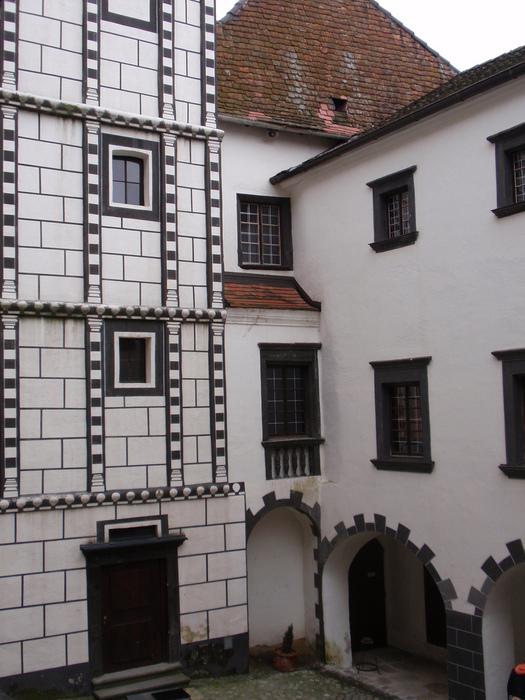 Замок Шаллабург (Schallaburg Castle) - прекрасный замок эпохи Возрождения. 72421