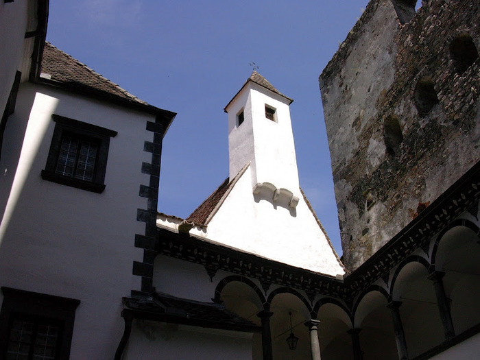 Замок Шаллабург (Schallaburg Castle) - прекрасный замок эпохи Возрождения. 11503