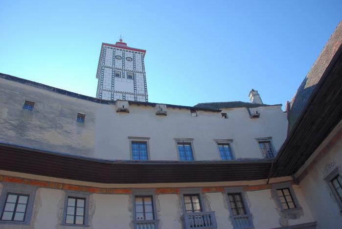 Замок Шаллабург (Schallaburg Castle) - прекрасный замок эпохи Возрождения. 77232