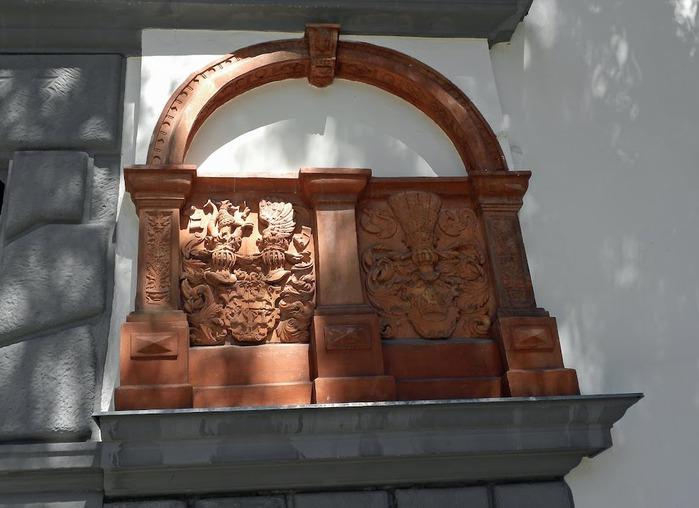 Замок Шаллабург (Schallaburg Castle) - прекрасный замок эпохи Возрождения. 60265