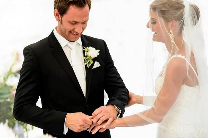 Лучшие свадебные фото от Ben Chrisman