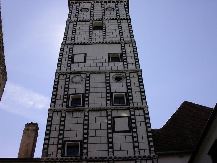 Замок Шаллабург (Schallaburg Castle) - прекрасный замок эпохи Возрождения. 40182