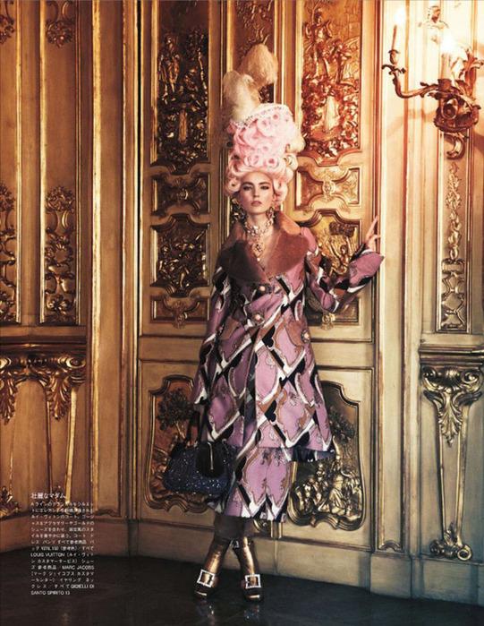 Мария Антуанетта на страницах Vogue13 (541x700, 184Kb)