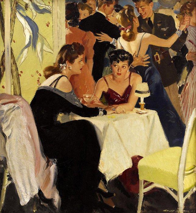 Pruett Alexander Carter(1891-1955) (644x700, 124Kb)