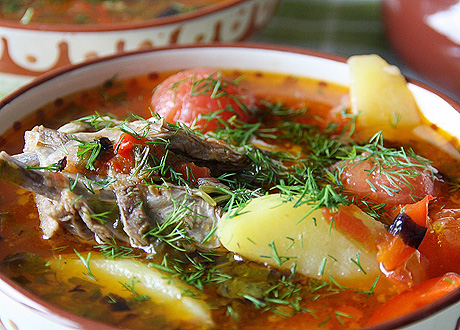 Первые блюда разных народов... 91795334_shurpa_0