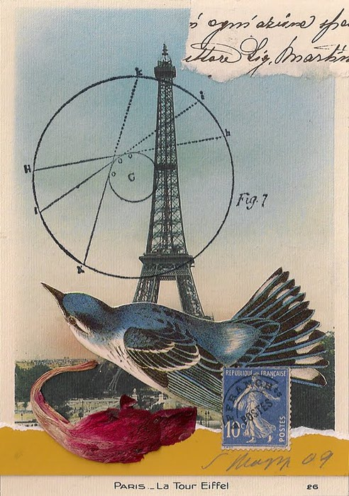 09.010.EiffelTower&Bird (492x700, 104Kb)