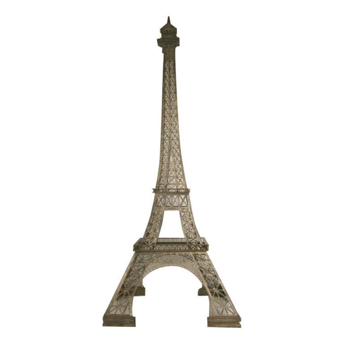 Antiques-on-Old-Plank-Road---Vintage-French-11-Steel-Eiffel-Tower-Replica---1stdibs-original (700x700, 24Kb)