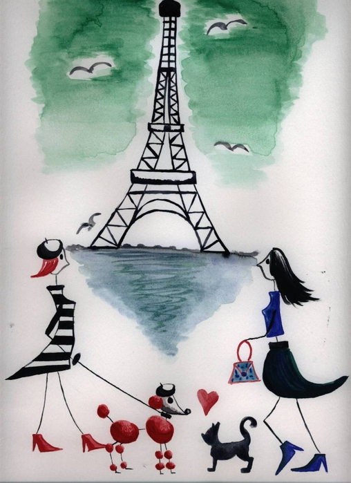 Eiffel_Tower_Watercolor_by_livelaughlov319 (508x700, 243Kb)