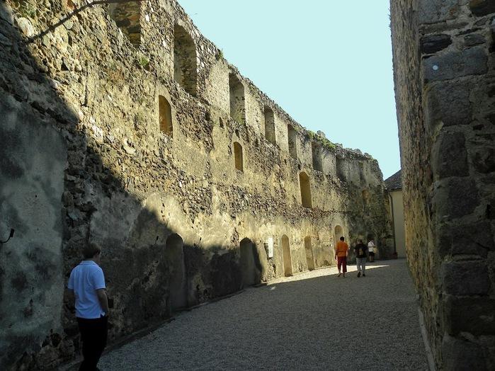 Замок Шаллабург (Schallaburg Castle) - прекрасный замок эпохи Возрождения. 28918