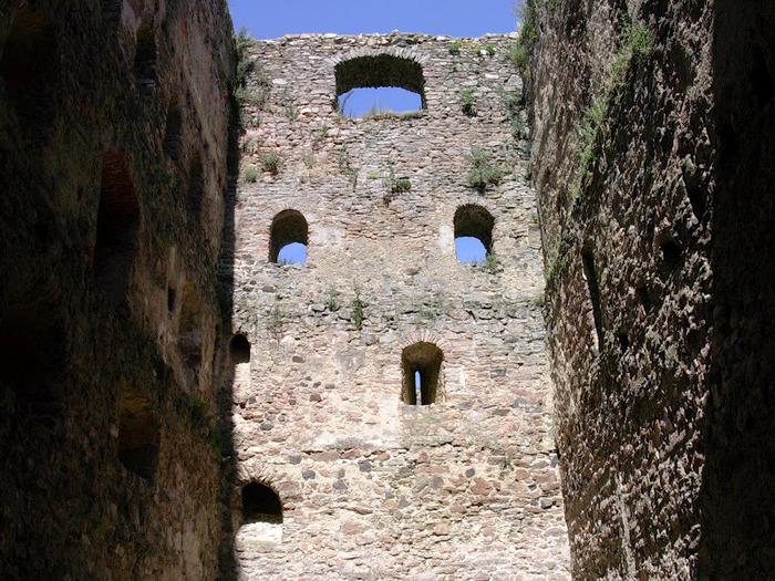 Замок Шаллабург (Schallaburg Castle) - прекрасный замок эпохи Возрождения. 11330