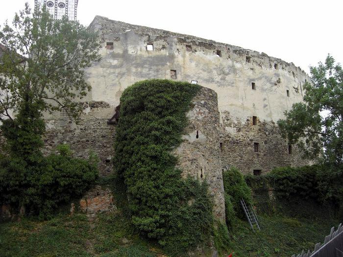Замок Шаллабург (Schallaburg Castle) - прекрасный замок эпохи Возрождения. 37135