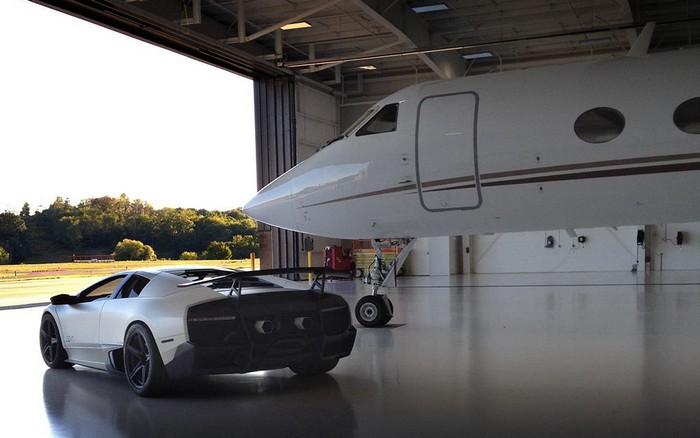 Lamborghini Murcielago LP 2000-2 SV Twin Turbo - мощность на пределе 8 (700x438, 72Kb)
