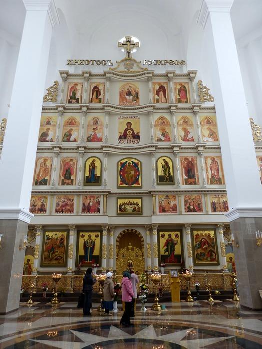Храм рождества христова красноярск