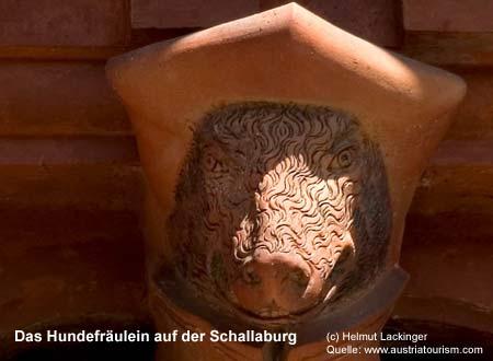 Замок Шаллабург (Schallaburg Castle) - прекрасный замок эпохи Возрождения. 16435