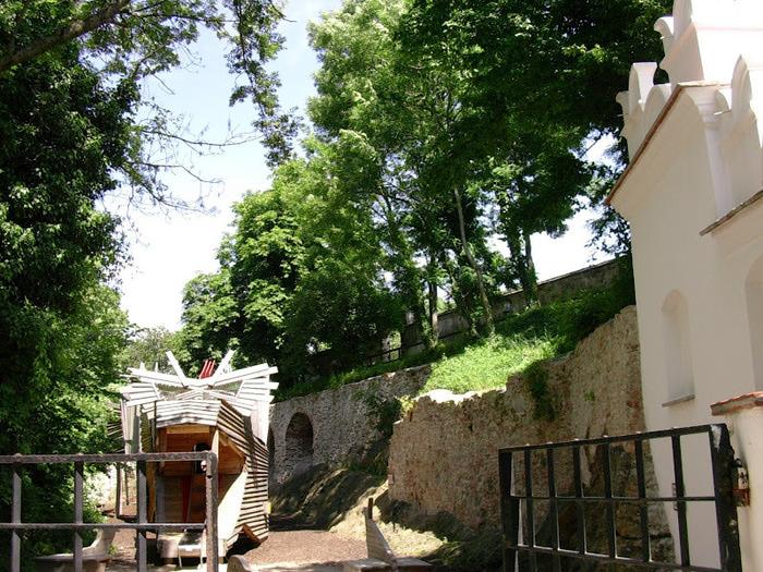 Замок Шаллабург (Schallaburg Castle) - прекрасный замок эпохи Возрождения. 21618