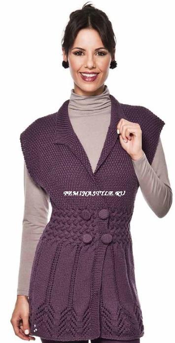 Схемы узоров для женских свитеров