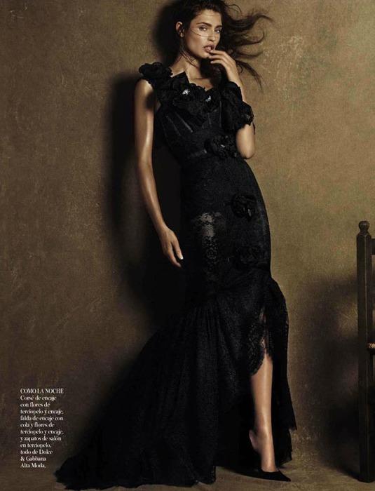 Бьянка Балти на страницах Vogue Spain3 (535x700, 80Kb)