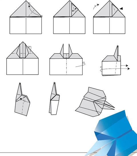 Как сделать своими руками самолетик