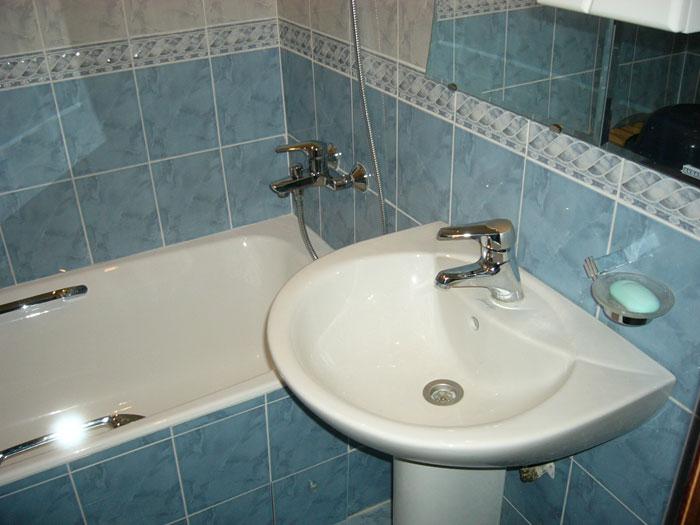 Посмотреть фото ванных комнат