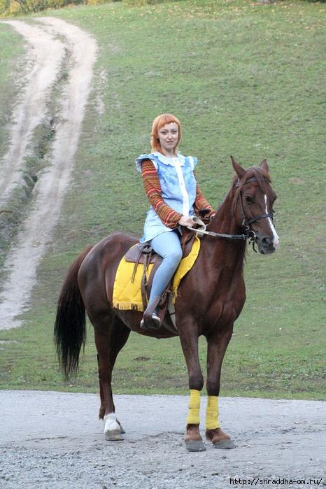 Шрада на лошади (466x700, 282Kb)