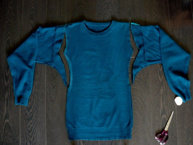 платье из свитеров (2) (640x480, 44Kb)
