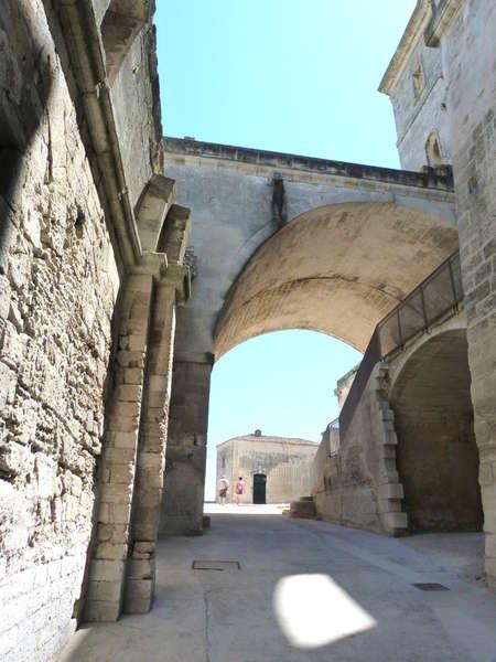 руины аббатства Монмажур3 (450x600, 49Kb)